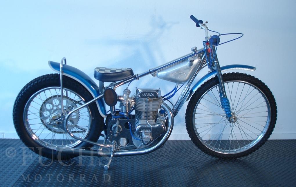 fuchs motorrad bikes jawa 500 speedway racer. Black Bedroom Furniture Sets. Home Design Ideas