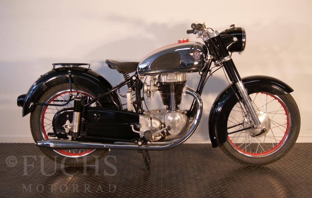 fuchs motorrad bikes horex regina 350. Black Bedroom Furniture Sets. Home Design Ideas