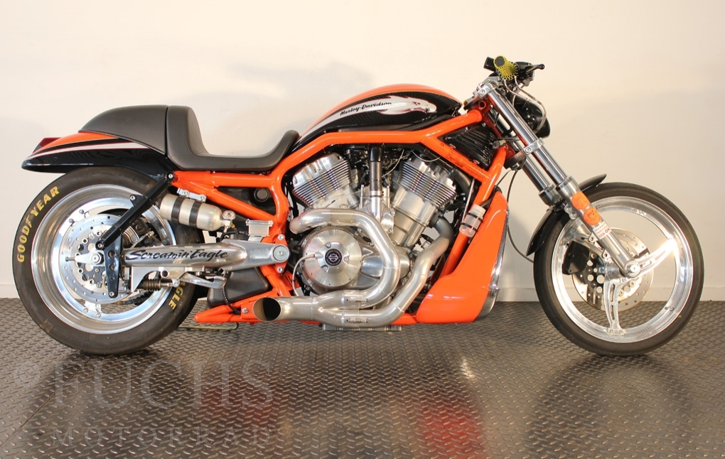 Fuchs Motorrad - Bikes - HARLEY DAVIDSON VRXSE Screamin Eagle V Rod ...