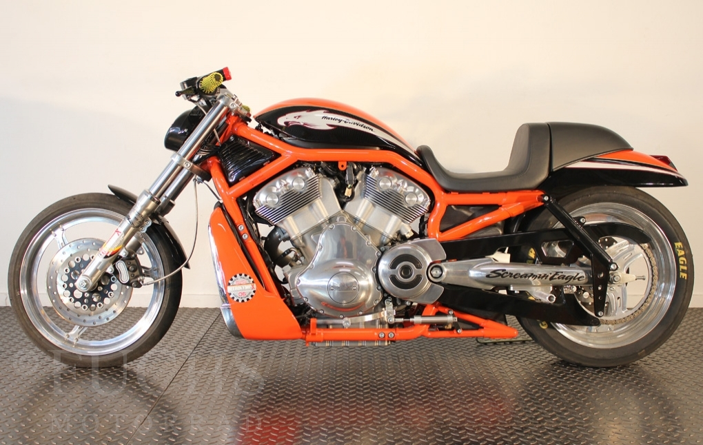 Harley Davidson V Rod Screamin Eagle Destroyer