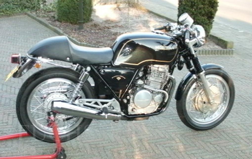 fuchs motorrad bikes honda gb 500 tt clubman. Black Bedroom Furniture Sets. Home Design Ideas