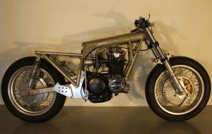 Fuchs Motorrad Egli Honda 500