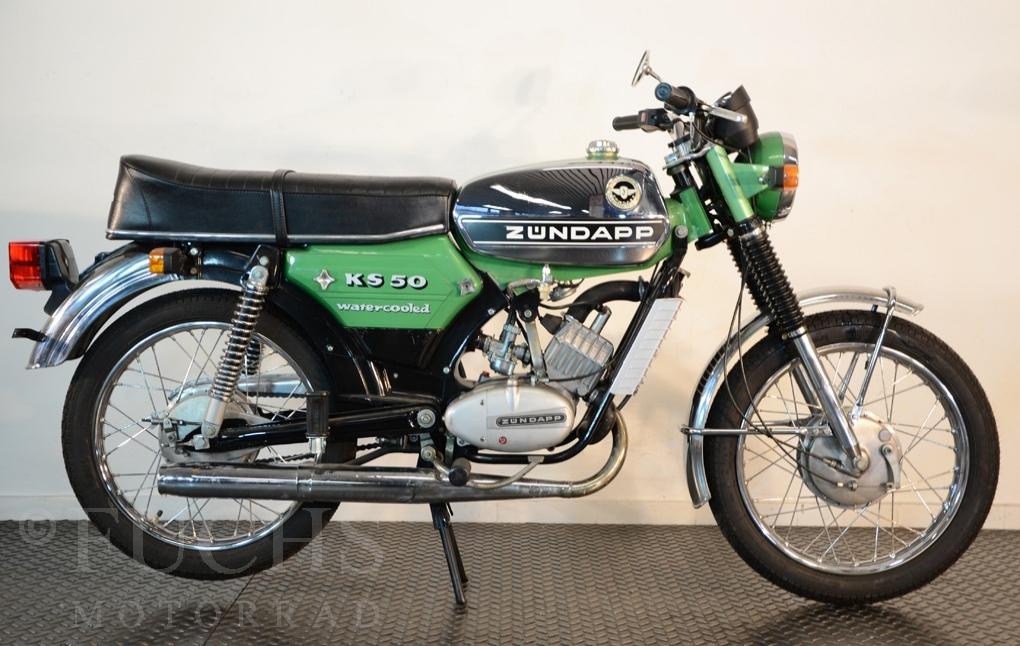 fuchs motorrad bikes zuendapp ks 50 watercooled typ 517 52. Black Bedroom Furniture Sets. Home Design Ideas