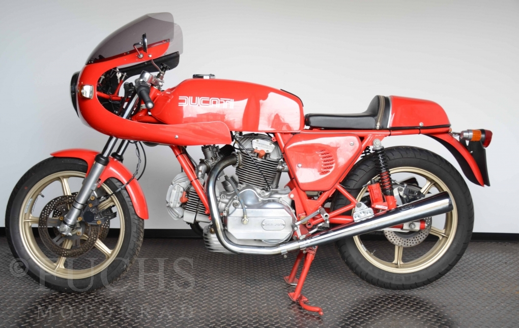 Ducati Single Specialist