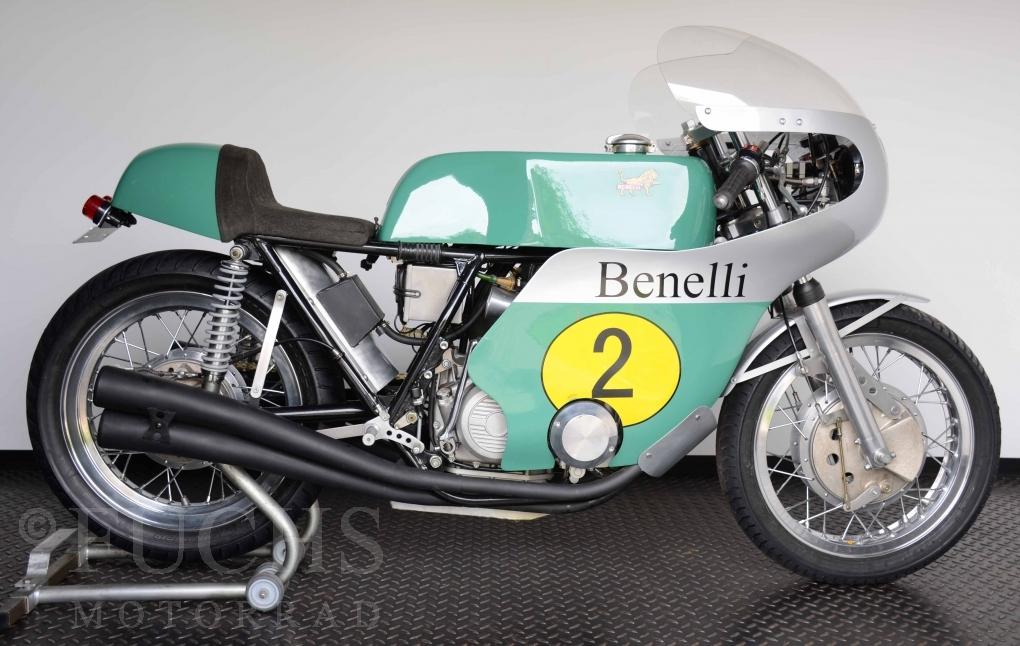 Fuchs Motorrad Benelli 500 Gp Replica