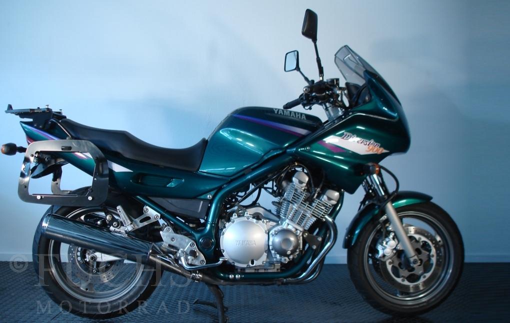 fuchs motorrad bikes yamaha xj 900 s diversion. Black Bedroom Furniture Sets. Home Design Ideas