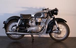 Fuchs Motorrad Bikes Horex Resident 350