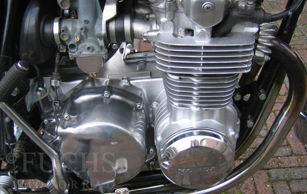 Fuchs Motorrad - Bikes - HONDA CB 550 K3