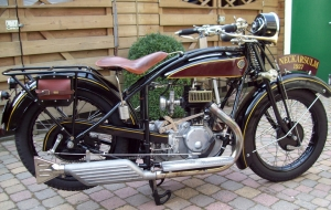 fuchs motorrad bikes nsu 501 t. Black Bedroom Furniture Sets. Home Design Ideas