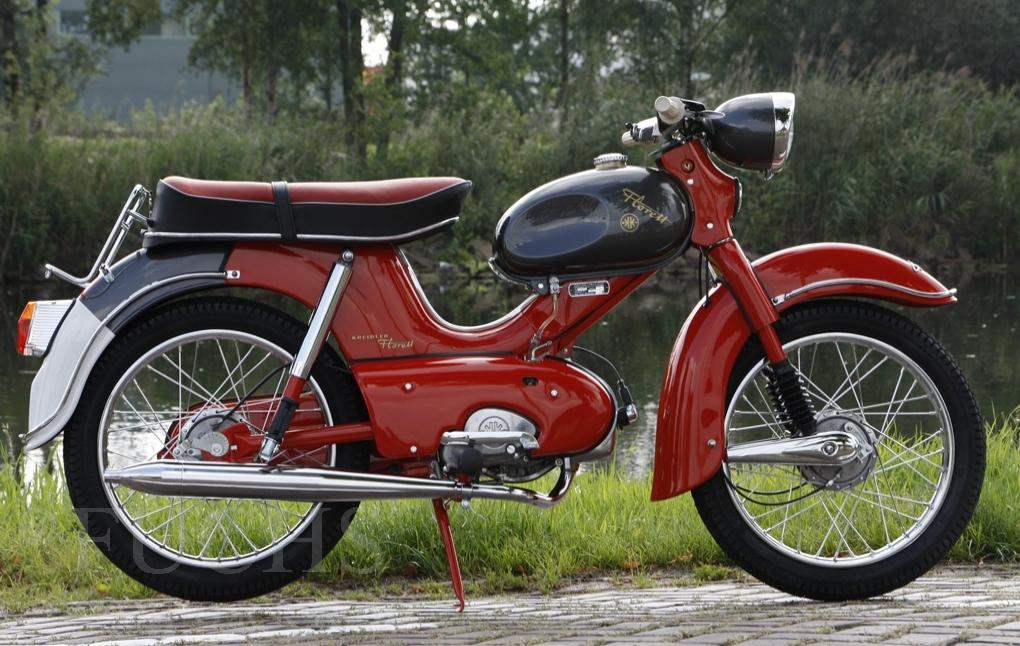 fuchs motorrad bikes kreidler florett mokick type k54 om. Black Bedroom Furniture Sets. Home Design Ideas