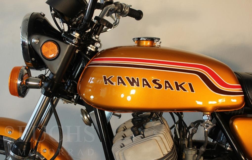 fuchs motorrad bikes kawasaki h2 750 mach iv. Black Bedroom Furniture Sets. Home Design Ideas