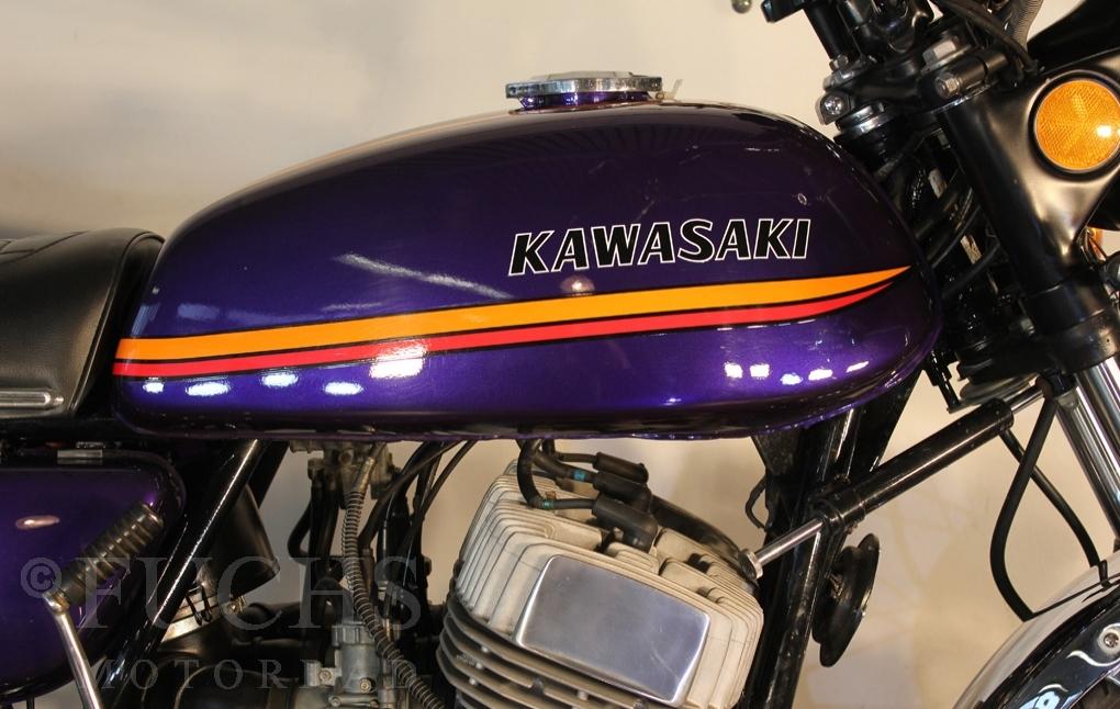 Kawasaki  H Mach Iv