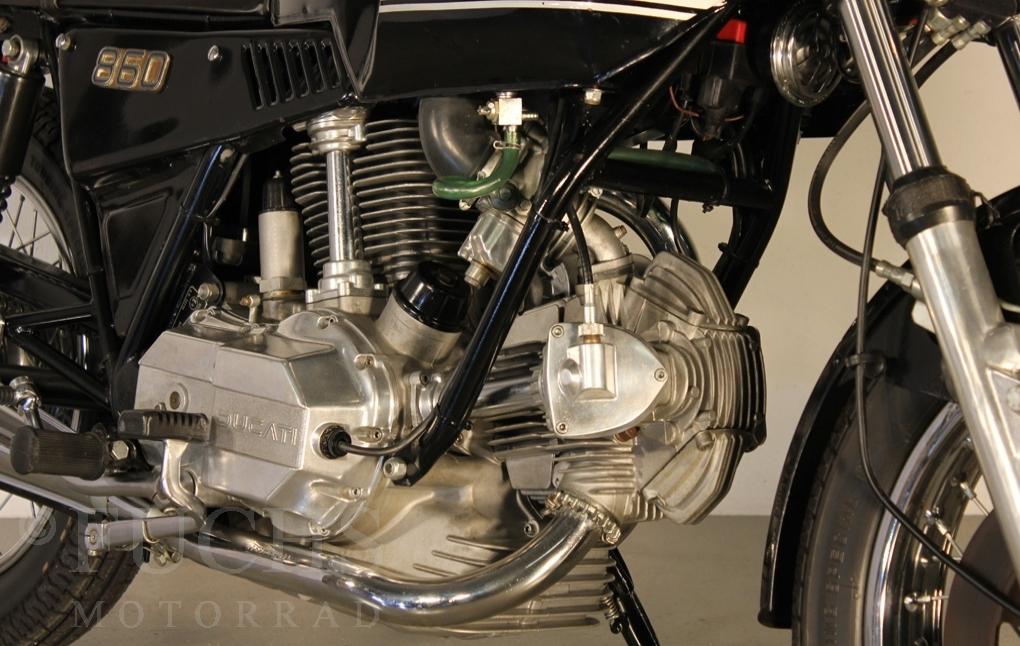 Fuchs Motorrad - Bikes - DUCATI 860 GTE / GTS