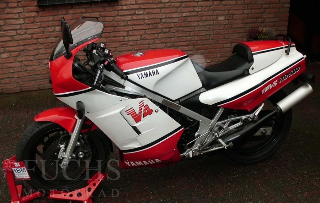 Fuchs Motorrad - Bikes - YAMAHA RD 500