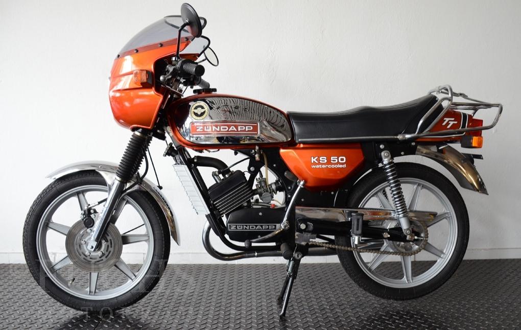 fuchs motorrad bikes zuendapp ks 50 watercooled tt typ. Black Bedroom Furniture Sets. Home Design Ideas
