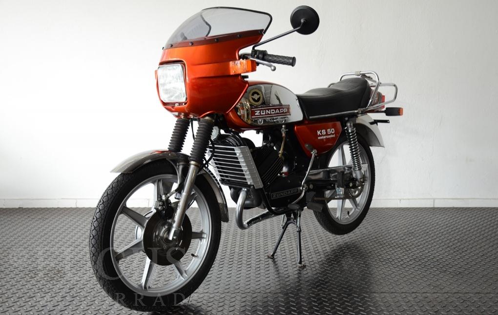 fuchs motorrad bikes zuendapp ks 50 watercooled tt. Black Bedroom Furniture Sets. Home Design Ideas