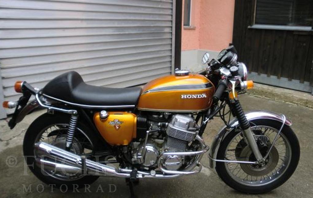 fuchs motorrad bikes honda cb 750 four k2. Black Bedroom Furniture Sets. Home Design Ideas