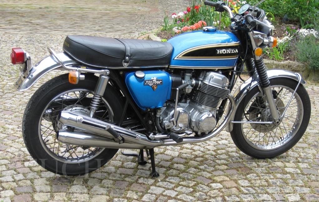 Fuchs Motorrad Bikes Honda Cb 750 Four K6